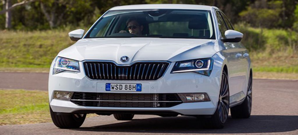 2016 Skoda Superb Combi Wagon