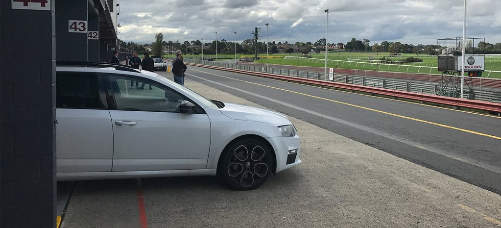 2017 Skoda Octavia RS230 sandown main