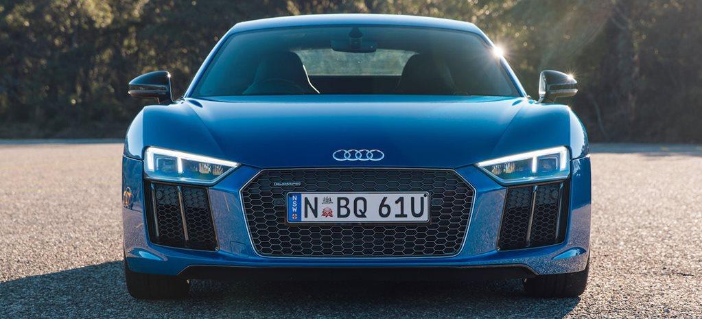 Audi Sports Cars To Go Hybrid - Audi hybrid cars