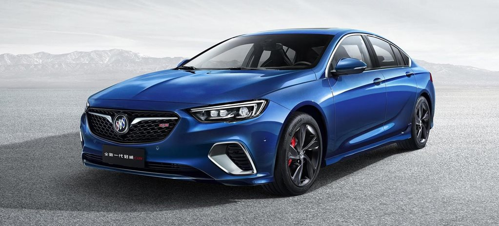2018 Buick Regal Gs Images Leaked