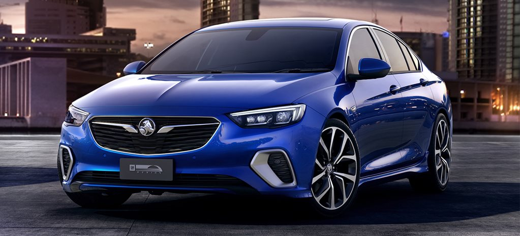 2018 Holden Commodore VXR cover