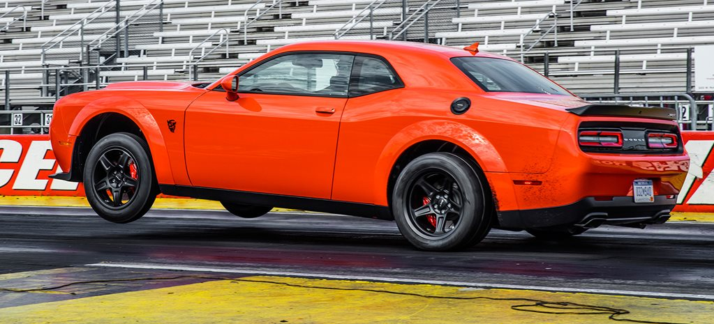 main 2018 Dodge Challenger SRT Demon review