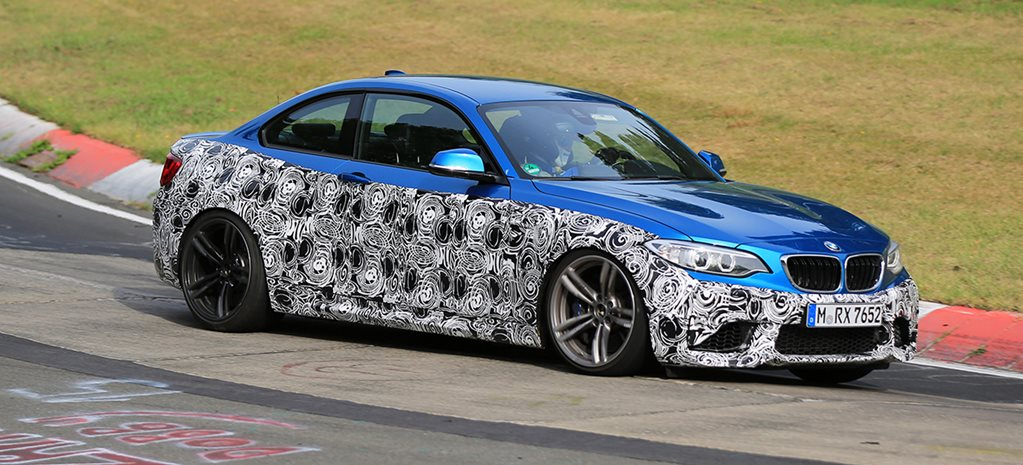 2018 BMW M2 Competition cover