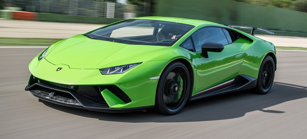 2017 Lamborghini Huracan Performante main