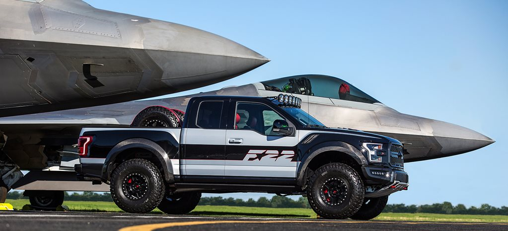 Custom Ford F150 Raptor