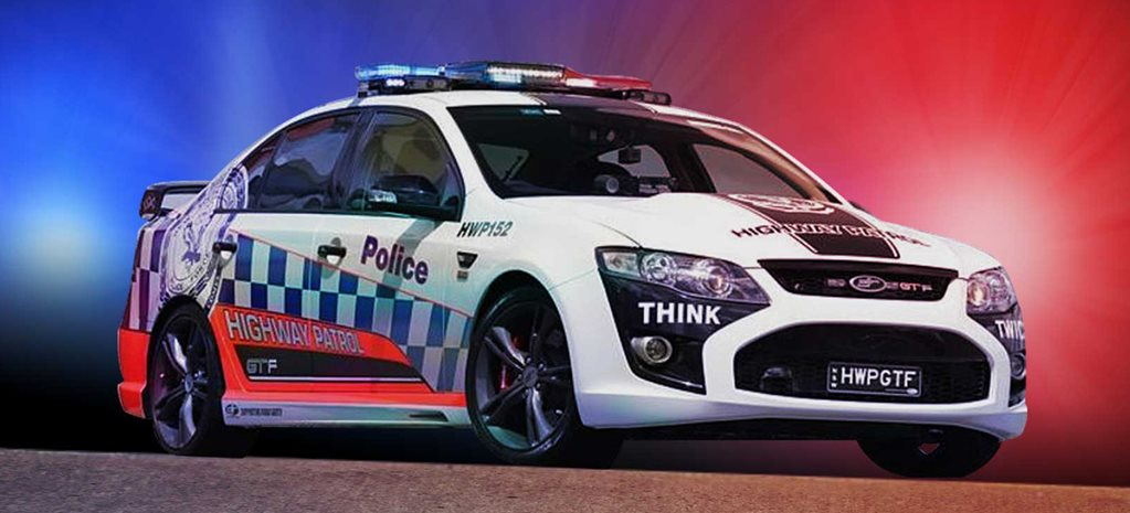 NSW Highway Patrol FPV GT F to race at WTAC