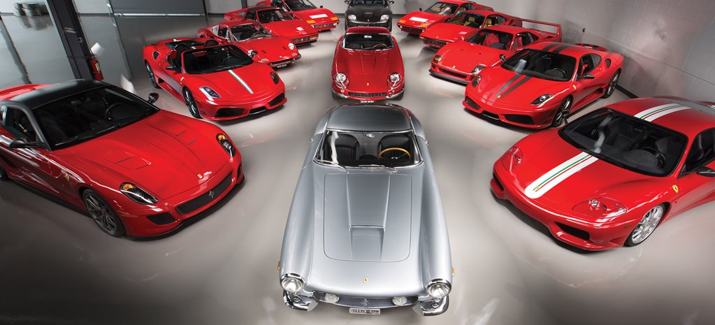 Ferrari Performance Collection up for auction main