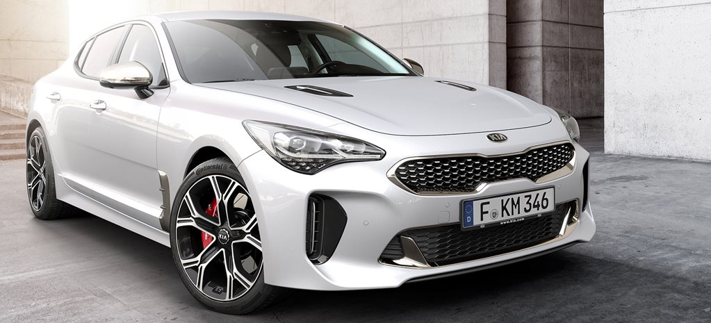 2018 Kia Stinger GT main