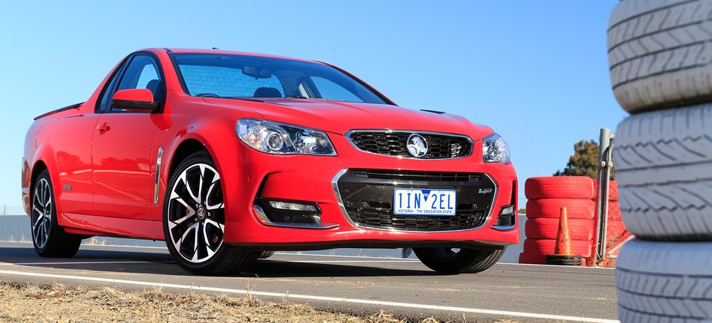 2017 Holden Commodore SS Ute