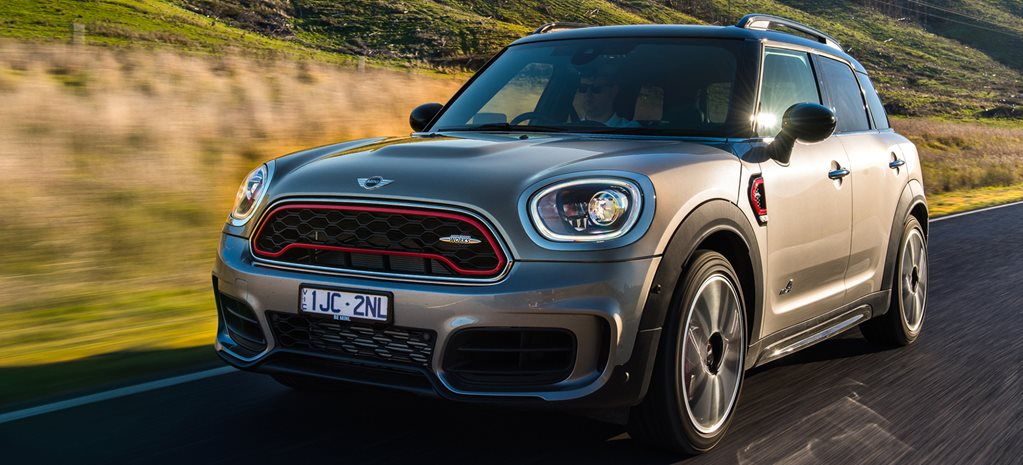 2017 Mini Countryman JCW main