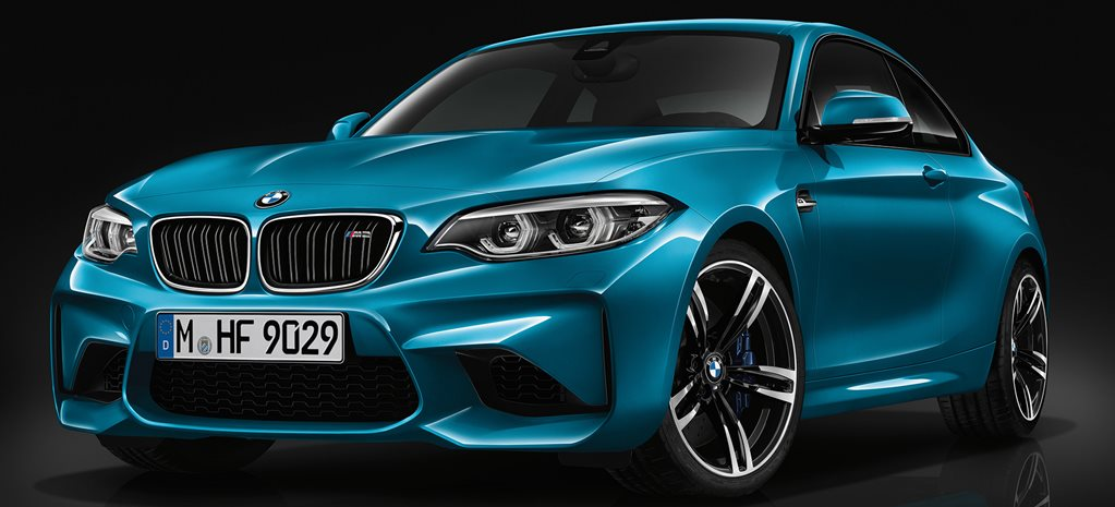 Updated BMW M2 2018