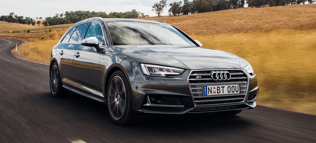 Audi S Avant Review - 2004 audi s4 review