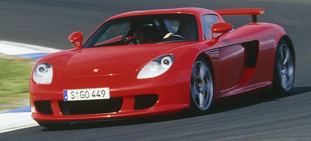 2004 Porsche Carrera Gt Review Classic Motor