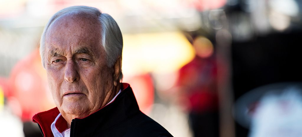Roger Penske the captain