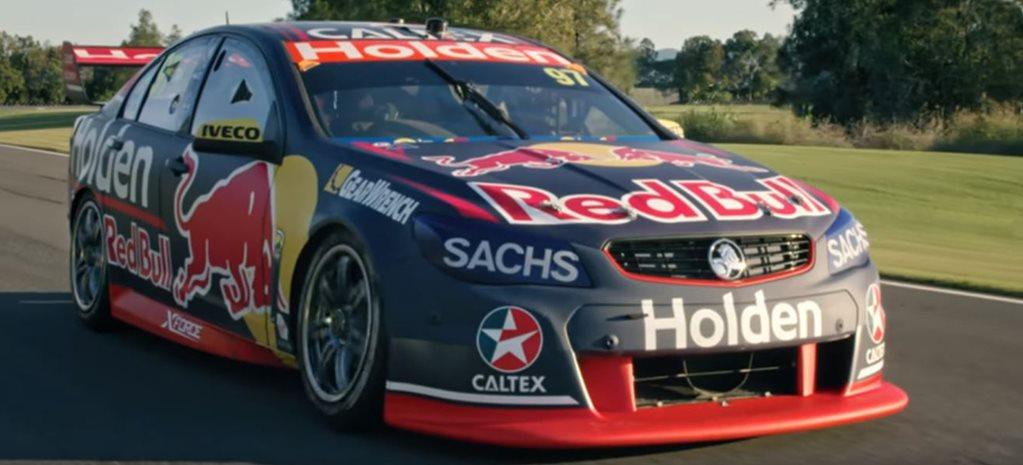 2017 Holden HRT Commodore Supercar