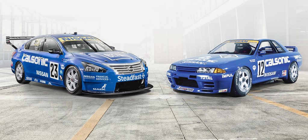 Nissan Calsonic R32 GT-R livery comes to Supercars