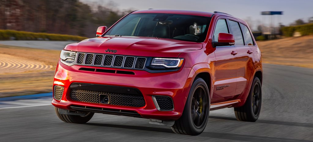 Jeep Grand Cherokee Trackhawk main