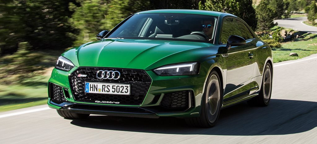 2018 Audi RS5 Coupe main