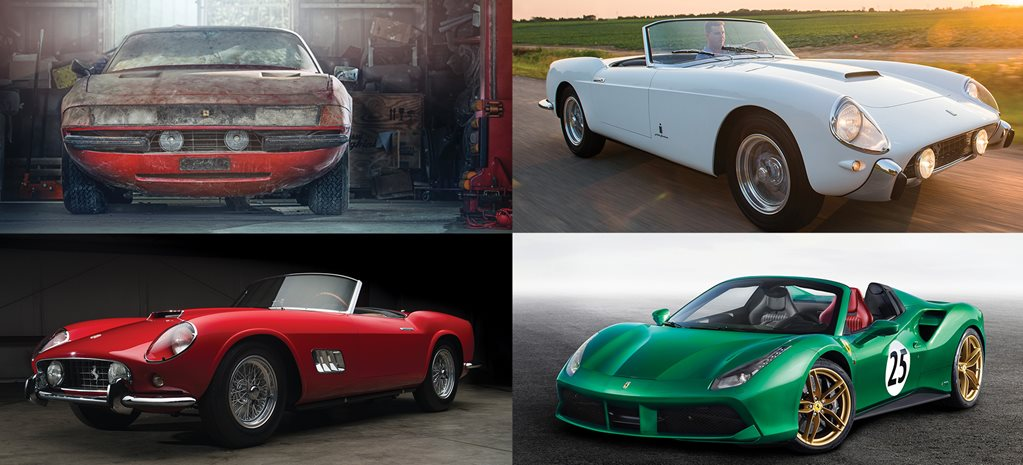 RM Sotheby's Ferrari auction results