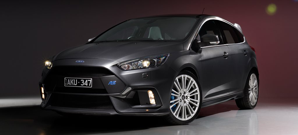 2017 Ford Focus RS main