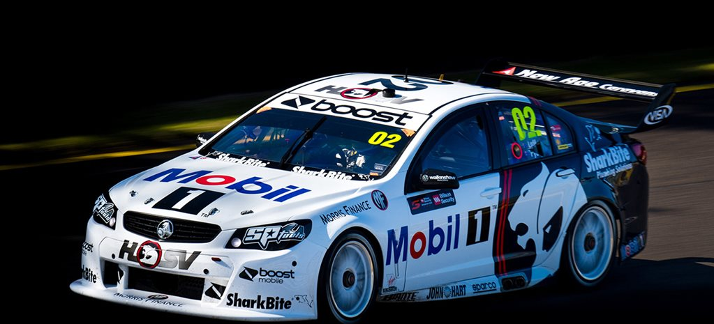 HSV Racing to retain Brock's livery for Bathurst 1000 main