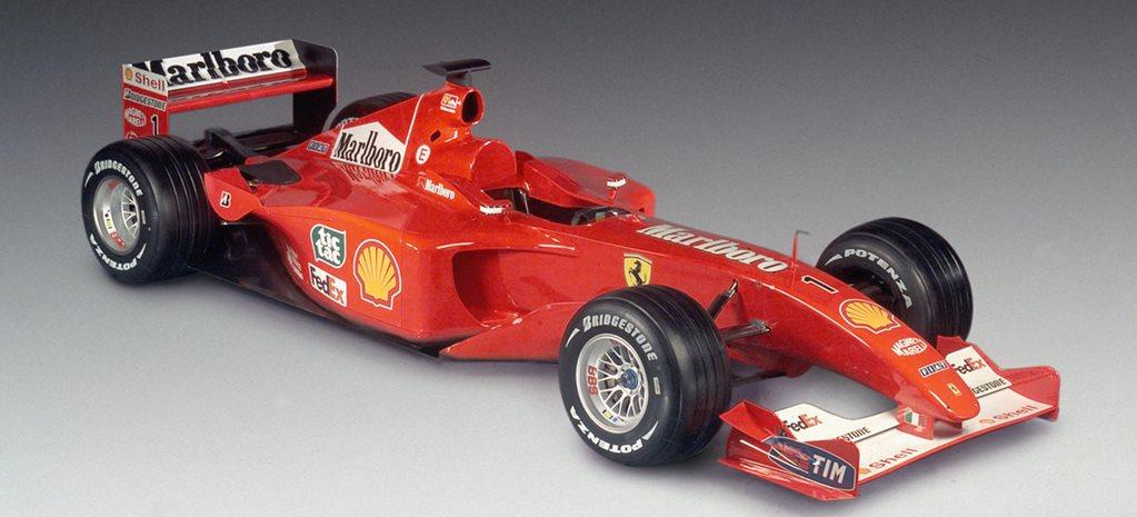 Michael Schumacher S 2001 Ferrari F2001 For Sale