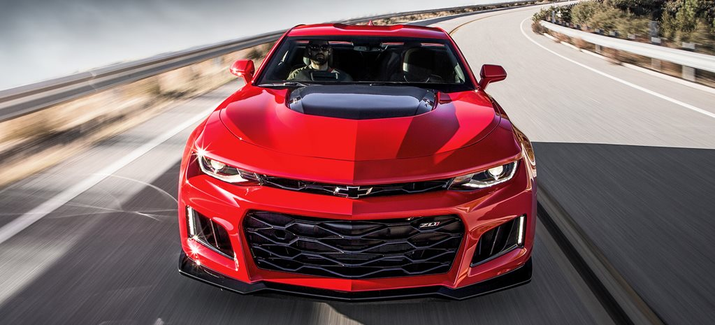 2018 Chevrolet Camaro in Oz