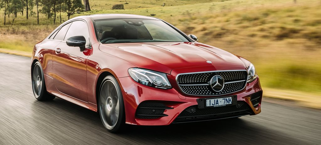 2017 Mercedes Benz E400 Coupe main