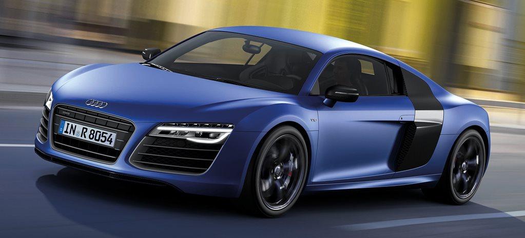 2013 Audi R8 V10 Plus Review Classic Motor