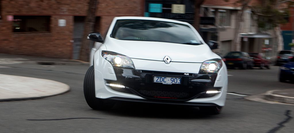 2012 Renault Megane RS265 main