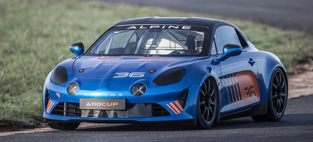 2017 Alpine A110 Cup main