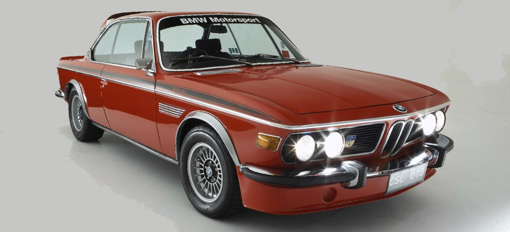 Bmw 3.0 Csl >> 1973 Bmw 3 0 Csl Legend Series