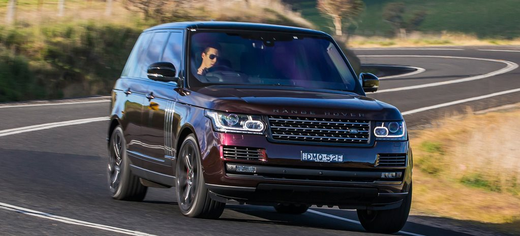 2018 Range Rover SV Autobiography review