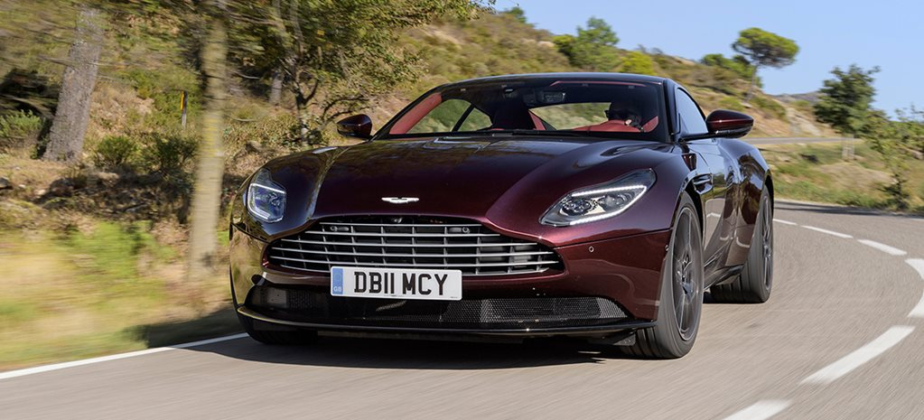 2018 Aston Martin DB11 V8 main