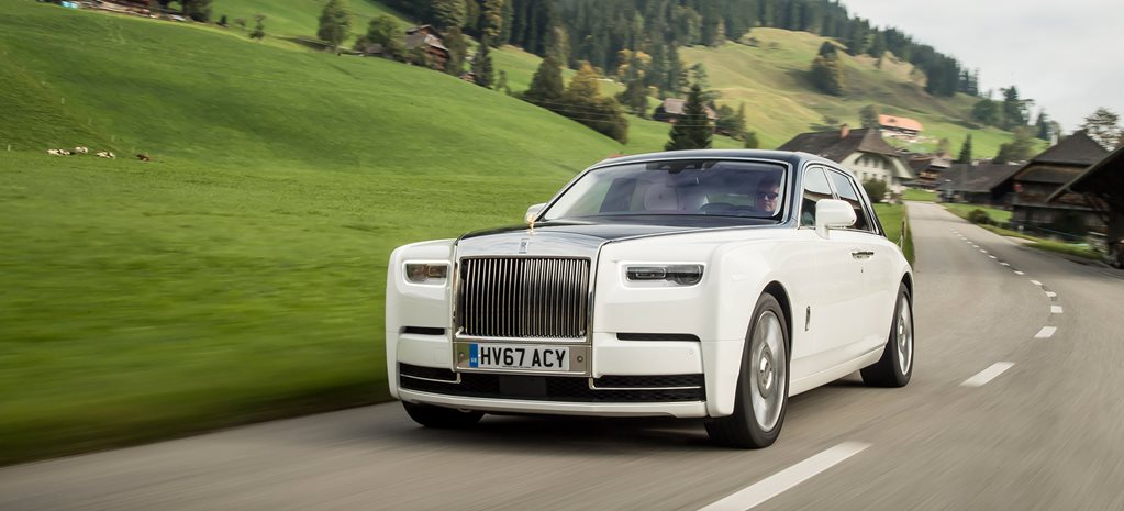 2017 Rolls Royce Phantom