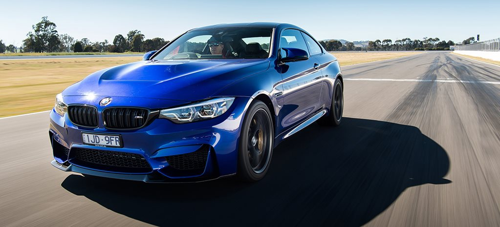 2017 BMW M4 CS main