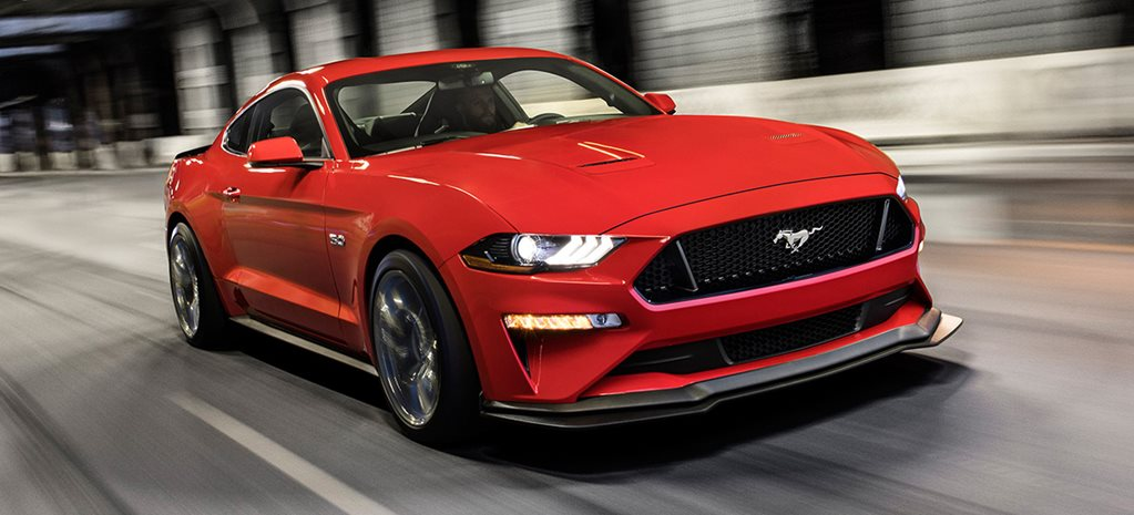 2018 Ford Mustang Performance Parts main