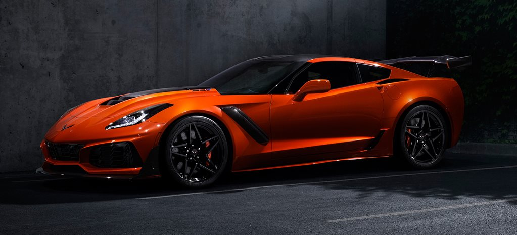 2019 Chevrolet Corvette ZR1 main