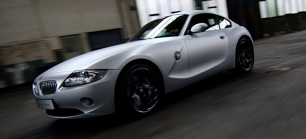 2006 BMW Z4 Coupe main