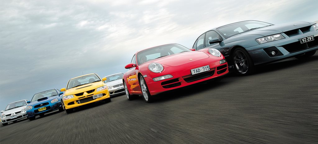 2005 Performance Cars of the Year