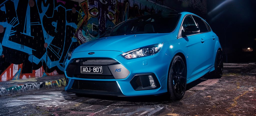 2018 Ford Focus RS Limited Edition main