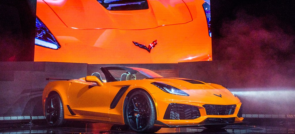 2019 Chevrolet Corvette ZR1 Convertible main nw