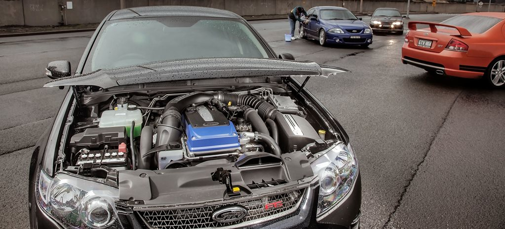 Ford Barra engine tuning guide