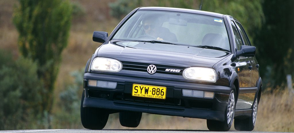 VW Golf Mk3 VR6 Review: Classic MOTOR