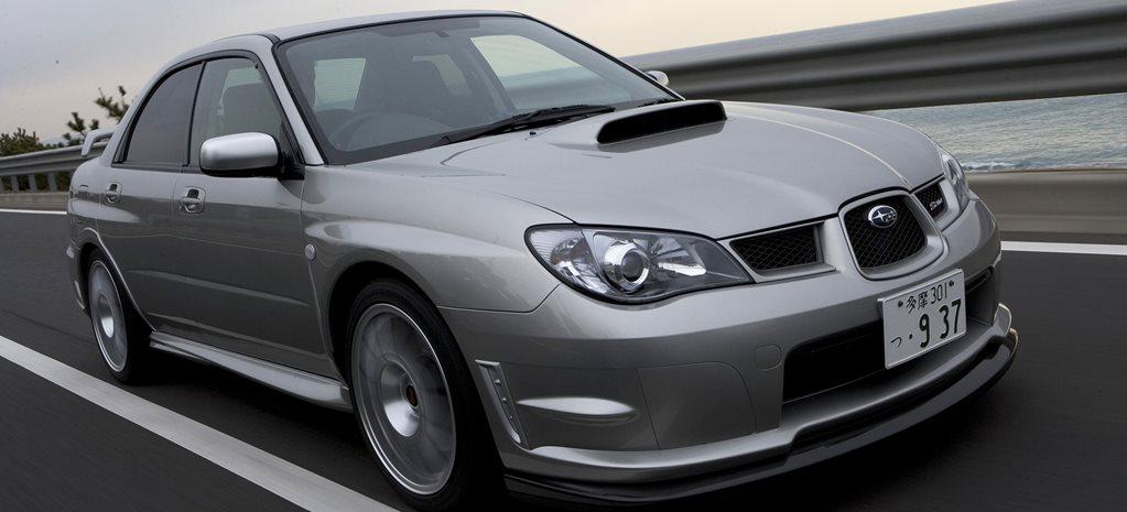 2006 Subaru Impreza WRX S204 STi review: Classic MOTOR