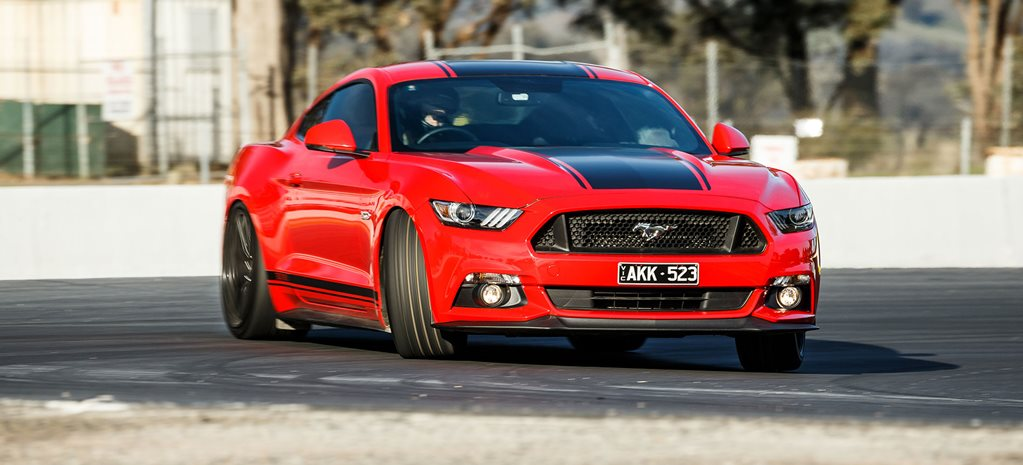 Ford Mustang Hot Tuner 2017 5th Tickford 360 Power Pack feature review