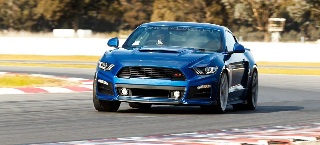 Ford Mustang Hot Tuner 2017 Winner Mustang Motorsport MM R727