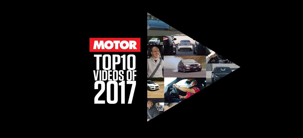 MOTOR top 10 videos 2017 banner nw