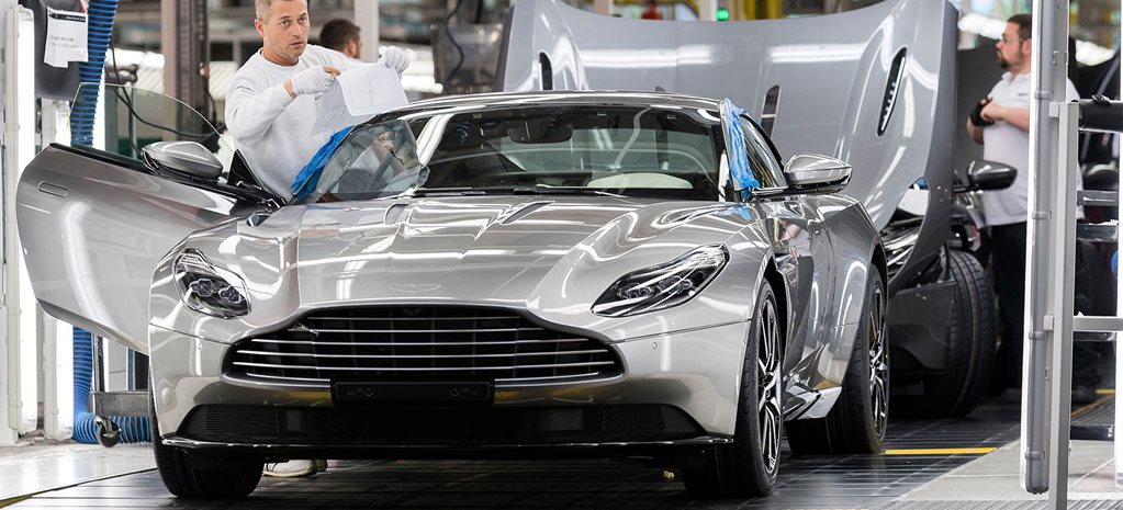Aston sales growth record for 2017 banner