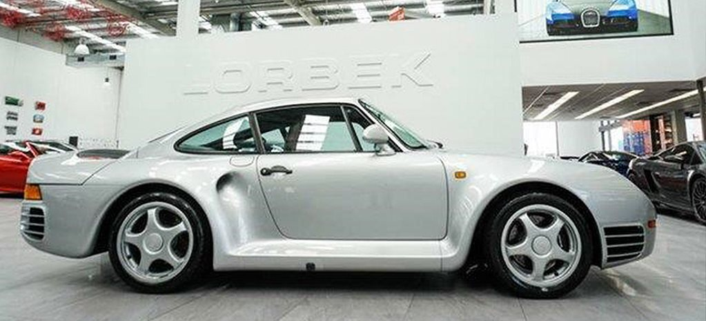 Porsche 959 For Sale >> 1988 Porsche 959 For Sale In Australia